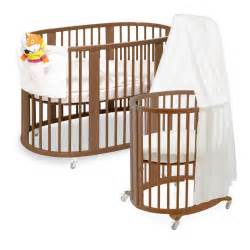 Baby Cribs 16 Beautiful Oval Baby Cribs For Unique Nursery