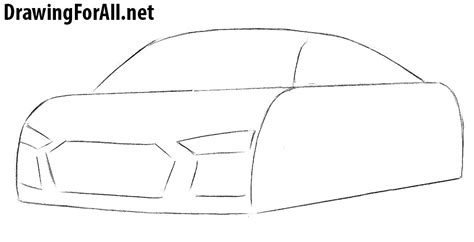 how to draw an audi r8 drawingforall net how to draw an audi r8 drawingforall net