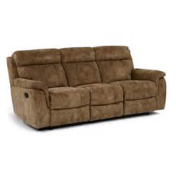 flexsteel 1425 62 casino reclining sofa discount