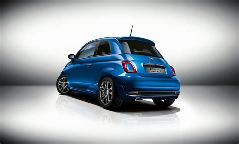 fiat new 500 fiat launches sporty 500s version in geneva carscoops