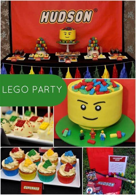 Boys  Ee  Lego Ee  Th  Ee  Birthday Ee    Ee  Party Ee   Spaceships And