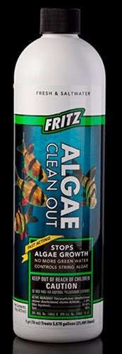 Fritz Plumbing by Fritz Algae Clean Out 16 Oz