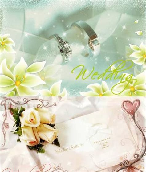 wedding card background templates wallpaper wedding card template