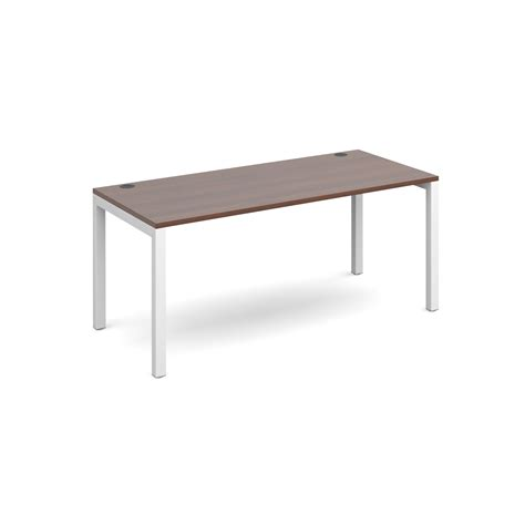 dams connex single bench desk