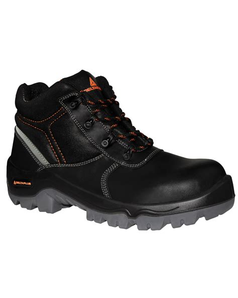 Azcost Delta Safety Leather Suede delta plus composite safety boot safety footwear