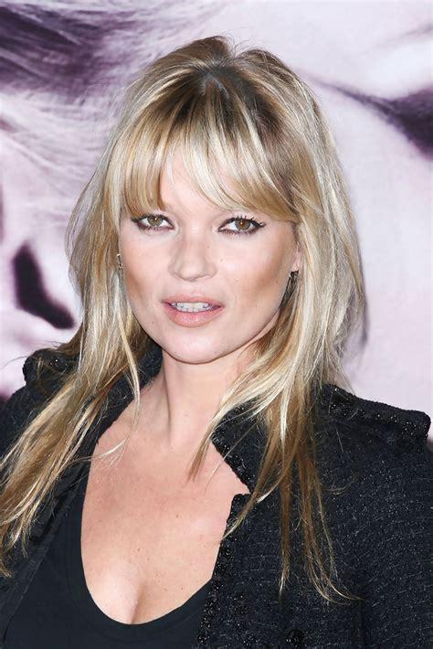 Kate Moss Cuts Bangs Em Or Em by Kate Moss Cut Cut Lookbook