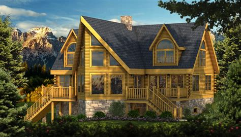 adirondack country log homes 171 gallery of homes