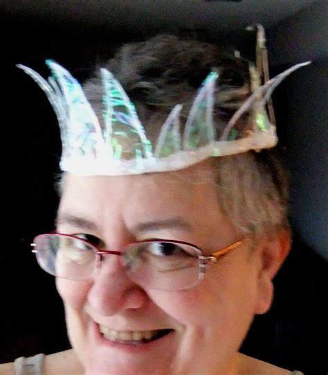 Recycled Bottle 2 Tiara Aksa Keterilan 67 best images about betsy s recycled upcycled plastic crowns tiaras on