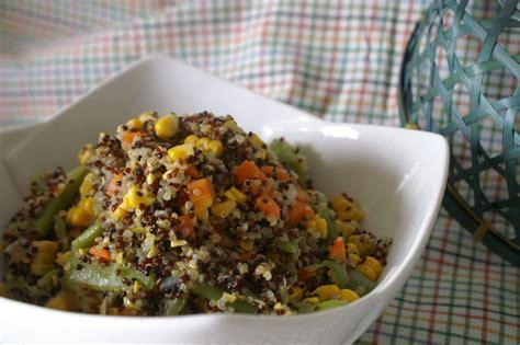 cucinare con la quinoa quinoa con le verdure l ho fatto io ricette