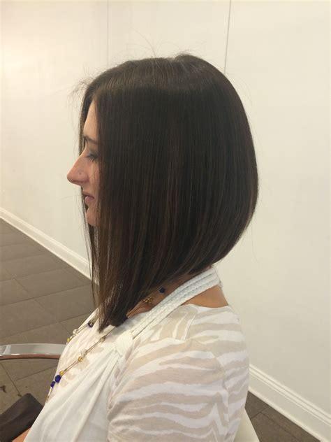 pelo corto y largo corte corto atr 225 s y largo adelante corte bob cabello