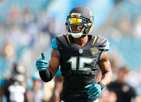 Jacksonville Jaguars Robinson Allen Robinson Is Ranked Among Best Nfl