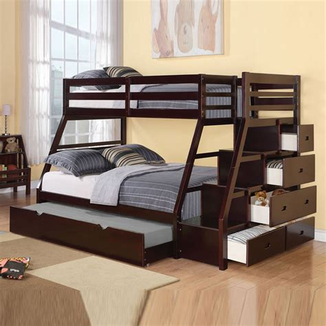full bed bunk bed 25 diy bunk beds with plans guide patterns