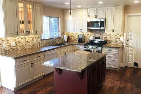 Kitchen Remodeling Sacramento   A  Construction Pro Inc.