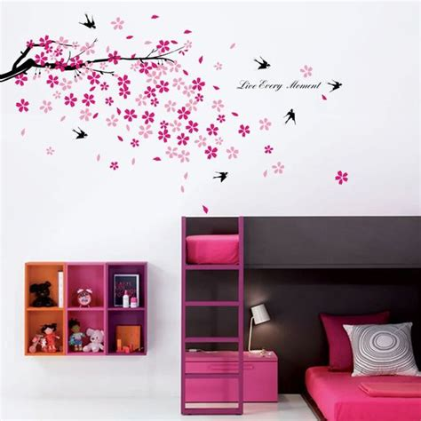autocollant chambre fille cuisine stickers and peintures murales on