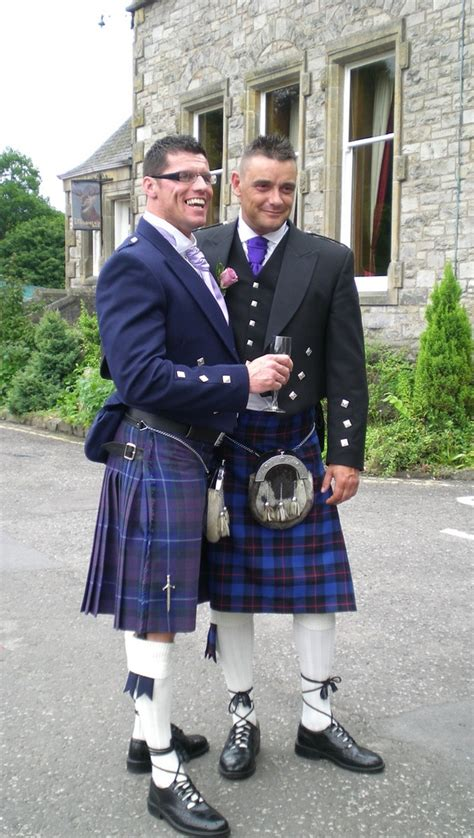 Wedding Kilt by Wedding Kilts Big Wedding