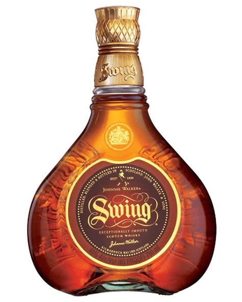 swing alcohol johnnie walker swing scotch whisky 750ml dan murphy s