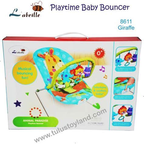 Lovely Baby Mozart Musik Untuk Perkembangan Kognitif Bayi Cd Original labeille baby bouncer bouncer bayi