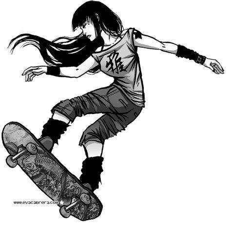 imagenes de skate para dibujar a lapiz dibujos para skate imagui