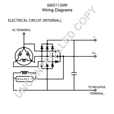 vw motorola alternator wiring diagram 12 voltage meter vw