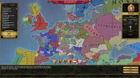 europa universalis iii features europa universalis iii chronicles announced