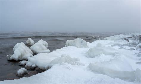 the winter sea winter sea way up
