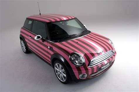 paul weller designed mini up for charity auction