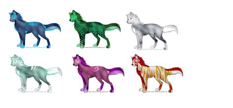 wolf colors color wolf by xhavick doptables on deviantart