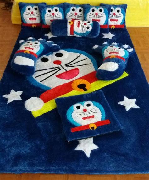 Karpet Karakter Kotak karpet karakter doraemon bank souvenir