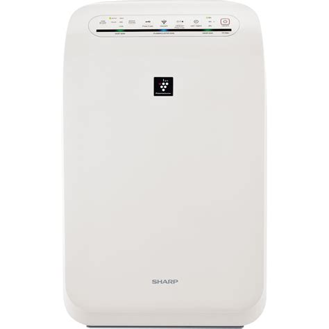 sharp fpf60uw plasmacluster ion air purifier with true hepa filter 74000663572 ebay