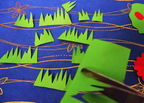 How To Make Rainforest Animals Out Of Paper - mini jungle tutorial using animals it forward