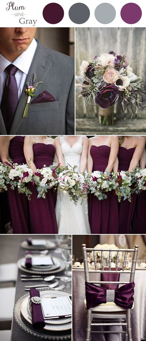 7 Wedding Trends by 25 Best Ideas About November Wedding Colors On