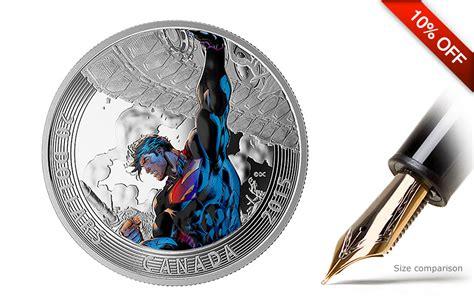 Kaos Black Silver Superman 1 buy superman silver coins buy silver superman coins kitco