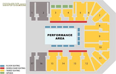 lg arena floor plan detailed seating plan for lg arena messageoasc93
