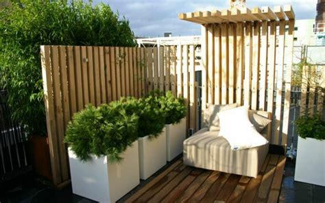 Sichtschutz Holz Terrasse by Terrassensichtschutz Ideen Bilder Und 20 Inspirierende