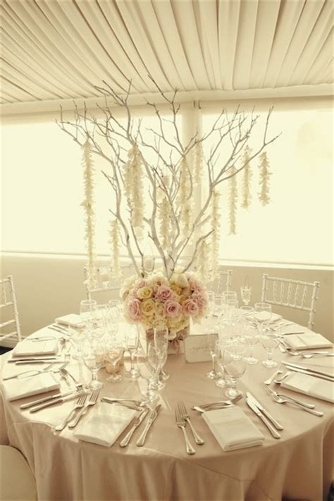 white branches for centerpieces white tree centerpiece hobbycraft twig tree wedding white trees and jars