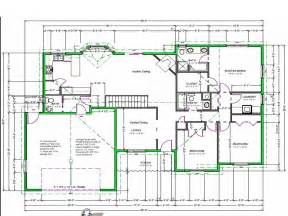 blue prints for a house free house plan smalltowndjs