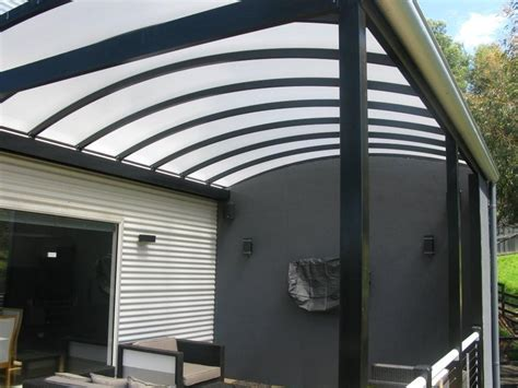 curved pergola roofs outside concepts
