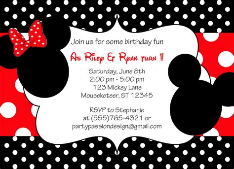 inviting mickey and minnie mouse to your wedding minnie and mickey invitation orderecigsjuice info