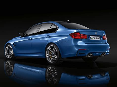 2016 bmw m3 facelift has two new paint colors available as well as led taillights autoevolution