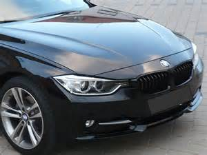 front grille grills bmw f30 matte black f31 3 series