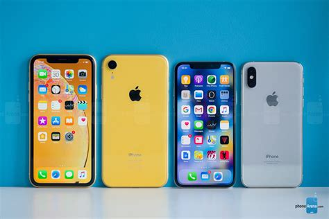 iphone xr vs xs should you spend 250 phonearena