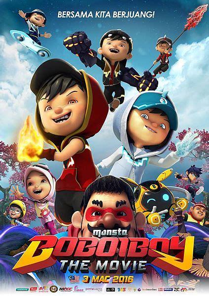 film kartun wikipedia boboiboy the movie wikipedia bahasa indonesia