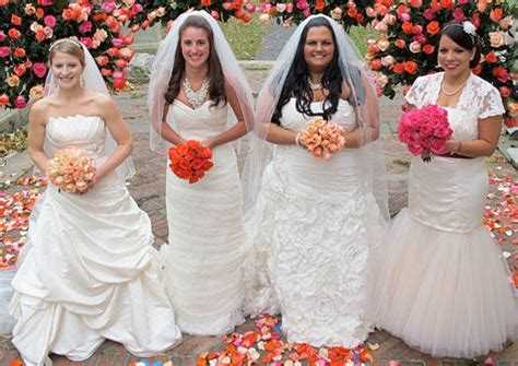Season 3 Episode 17 Bride Pictures   Four Weddings   TLC