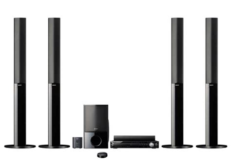 Sony Home Theater 5 1ch Dav Tz150 best of sony dvd home theater system dav tz140 home