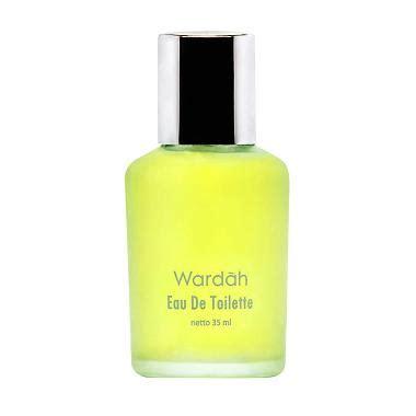 Parfum Wardah jual wardah sparks parfum edt wanita harga kualitas terjamin blibli