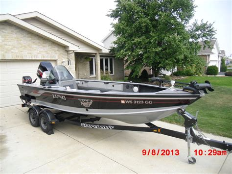 muskiefirst show us your musky rig 187 muskie boats and - Muskie Boats