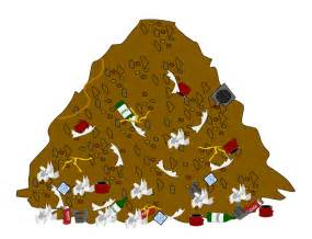 free pile garbage clip art