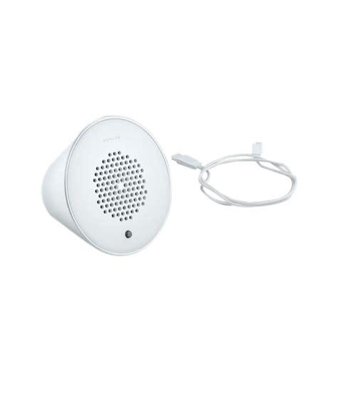 Kohler Shower Speaker by Kohler Moxie Showerhead Wireless Speaker Buy