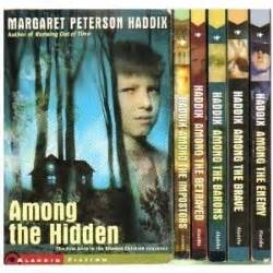children of the l series shadow children complete set books 1 7 among the