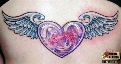 glow in the dark tattoos denver pi 249 di 25 fantastiche idee su tatuaggi con cuori su